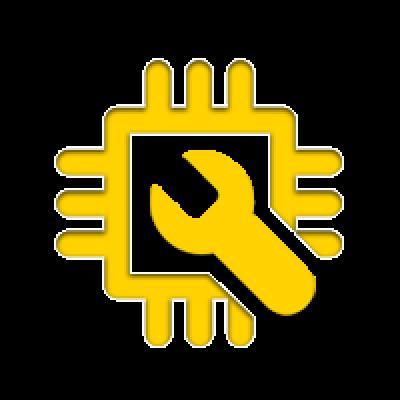 Icono laboratorio electronico